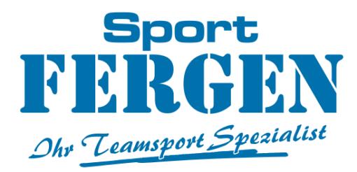 Sport FERGEN - Ihr Teamsport Spezialist